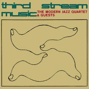 Modern Jazz Quartet, The - Based On Bach & The Blues